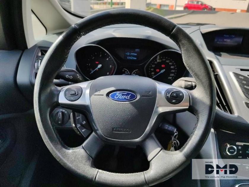 Ford C-max 1.6 Tdci 115ch Fap Business Nav - Visuel #7