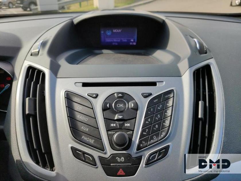 Ford C-max 1.6 Tdci 115ch Fap Business Nav - Visuel #6
