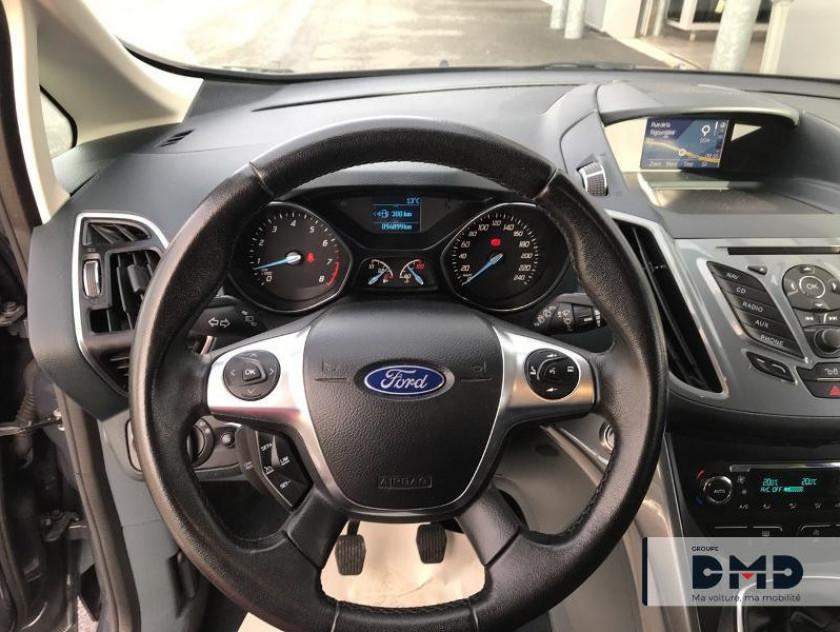 Ford C-max 1.0 Scti 100ch Ecoboost Stop&start Titanium - Visuel #6