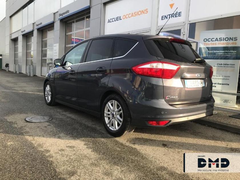 Ford C-max 1.0 Scti 100ch Ecoboost Stop&start Titanium - Visuel #2