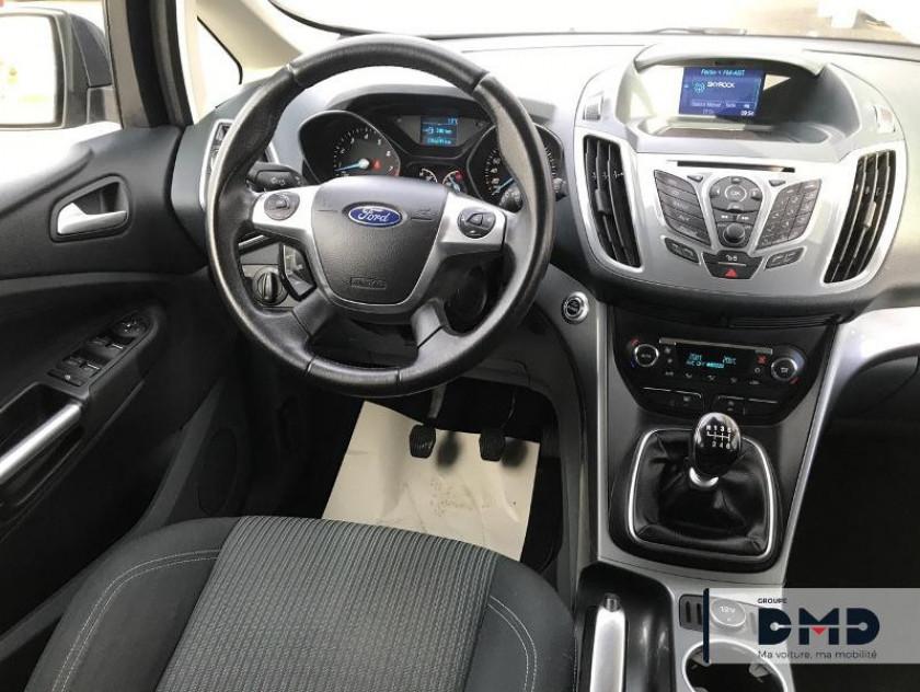 Ford C-max 1.0 Scti 100ch Ecoboost Stop&start Titanium - Visuel #4