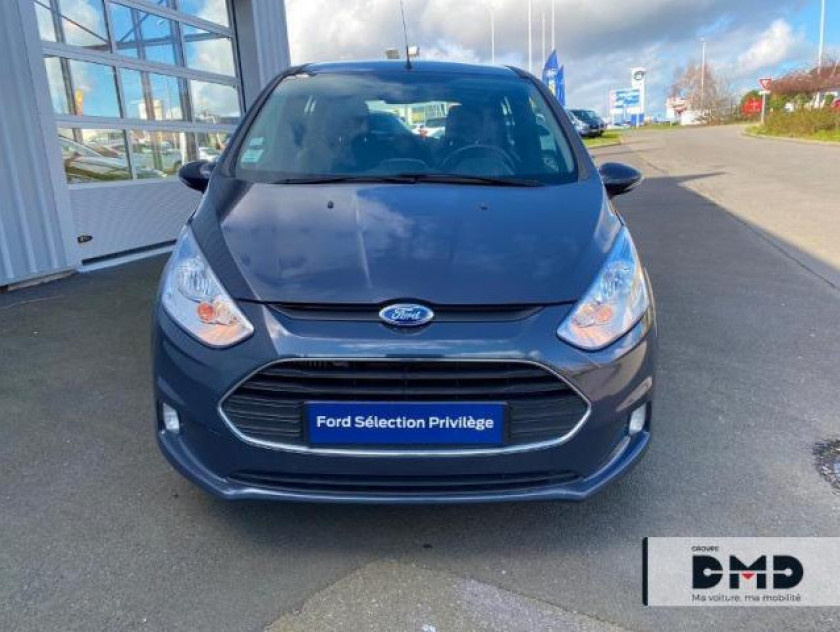 Ford B-max 1.0 Scti 100ch Ecoboost Stop&start Trend - Visuel #4
