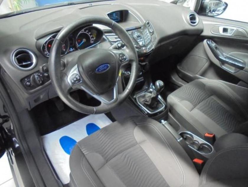 Ford Fiesta 1.0 Ecoboost 125ch Stop&start Titanium 5p - Visuel #3
