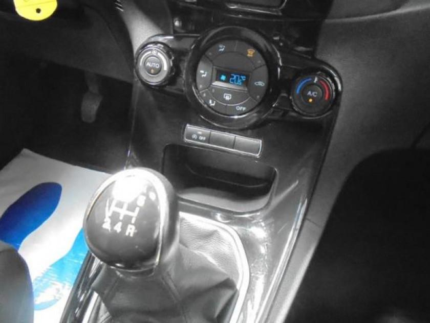 Ford Fiesta 1.0 Ecoboost 125ch Stop&start Titanium 5p - Visuel #8