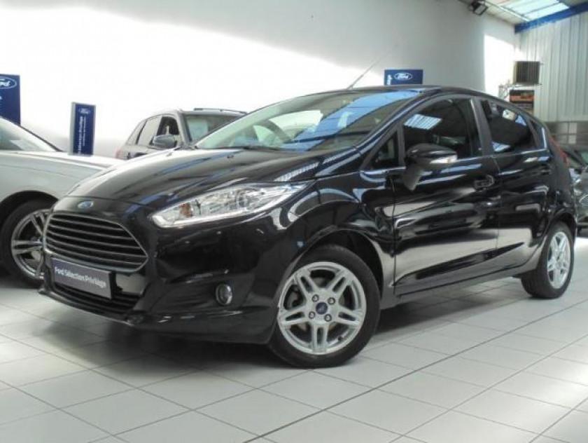 Ford Fiesta 1.0 Ecoboost 125ch Stop&start Titanium 5p - Visuel #1
