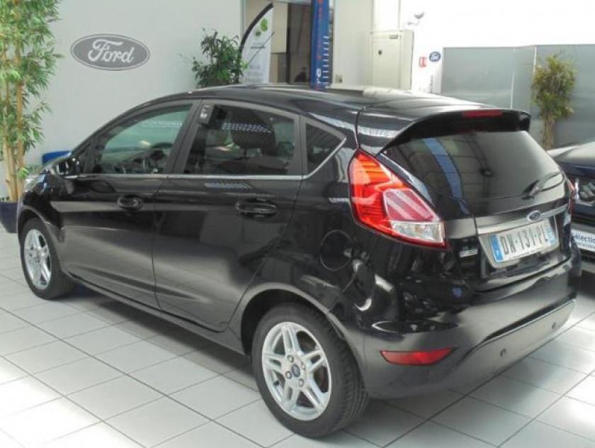 Ford Fiesta 1.0 Ecoboost 125ch Stop&start Titanium 5p - Visuel #2