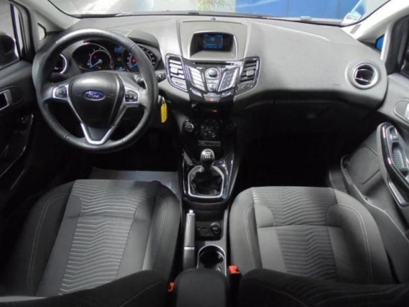 Ford Fiesta 1.0 Ecoboost 125ch Stop&start Titanium 5p - Visuel #7