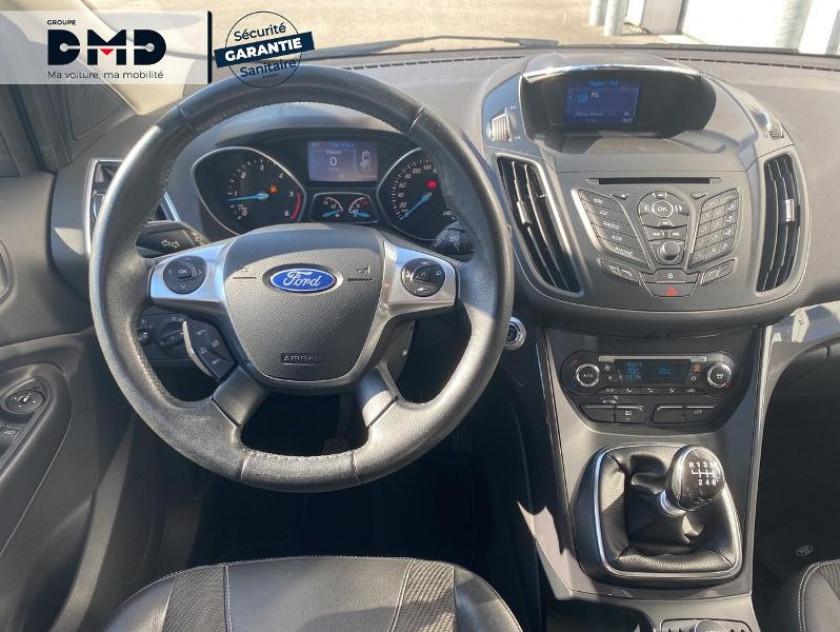 Ford Kuga 2.0 Tdci 140ch Fap Titanium - Visuel #5