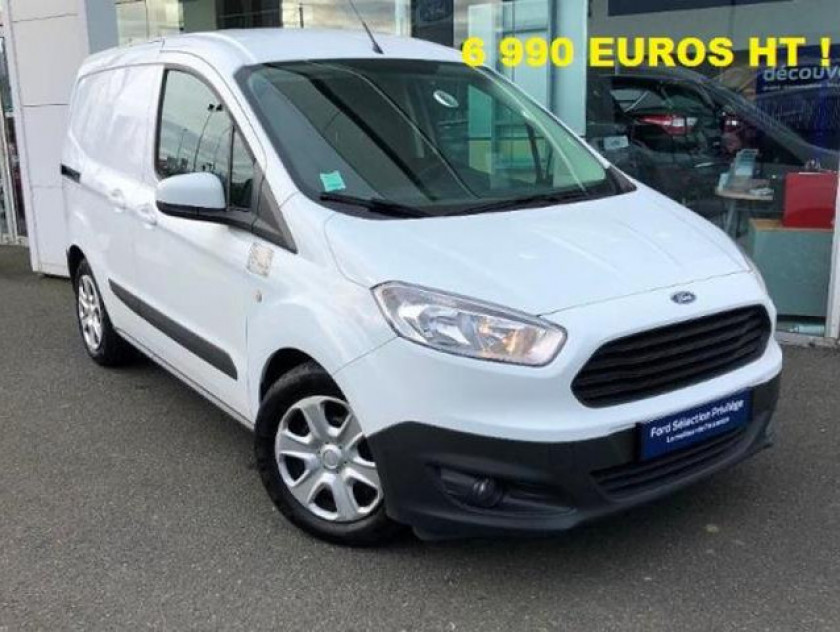 Ford Transit Courier 1.5td 75ch Trend - Visuel #1