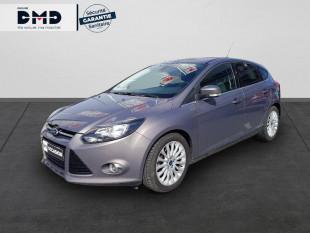 Ford Focus 1.6 Tdci 115ch Fap Stop&start Titanium X 5p