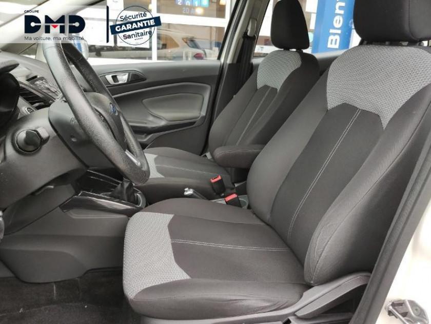 Ford Ecosport 1.5 Tdci 90ch Fap Titanium - Visuel #9