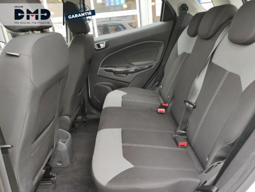 Ford Ecosport 1.5 Tdci 90ch Fap Titanium - Visuel #10