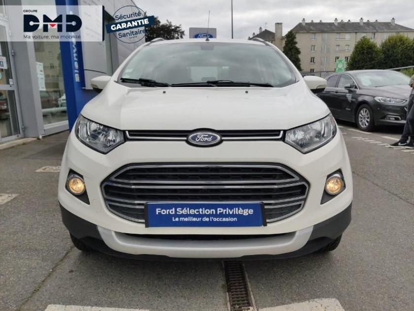 Ford Ecosport 1.5 Tdci 90ch Fap Titanium - Visuel #4