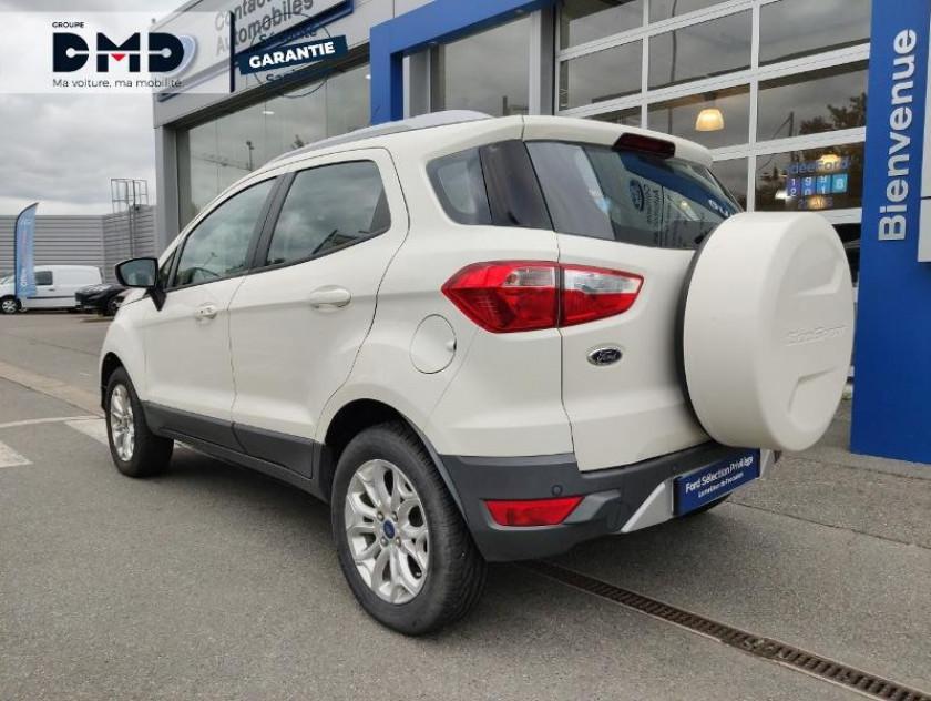 Ford Ecosport 1.5 Tdci 90ch Fap Titanium - Visuel #3