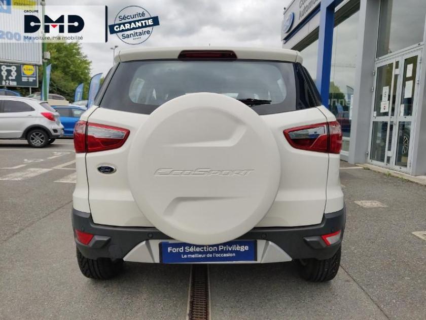Ford Ecosport 1.5 Tdci 90ch Fap Titanium - Visuel #11