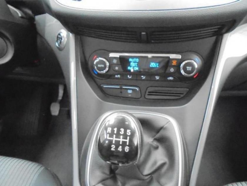Ford C-max 1.6 Tdci 115ch Fap Titanium X - Visuel #9