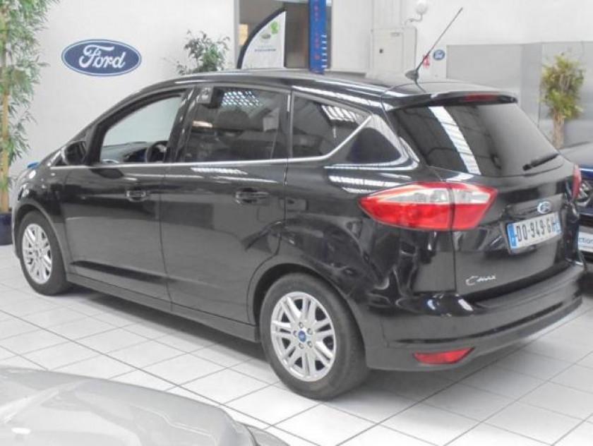 Ford C-max 1.6 Tdci 115ch Fap Titanium X - Visuel #2