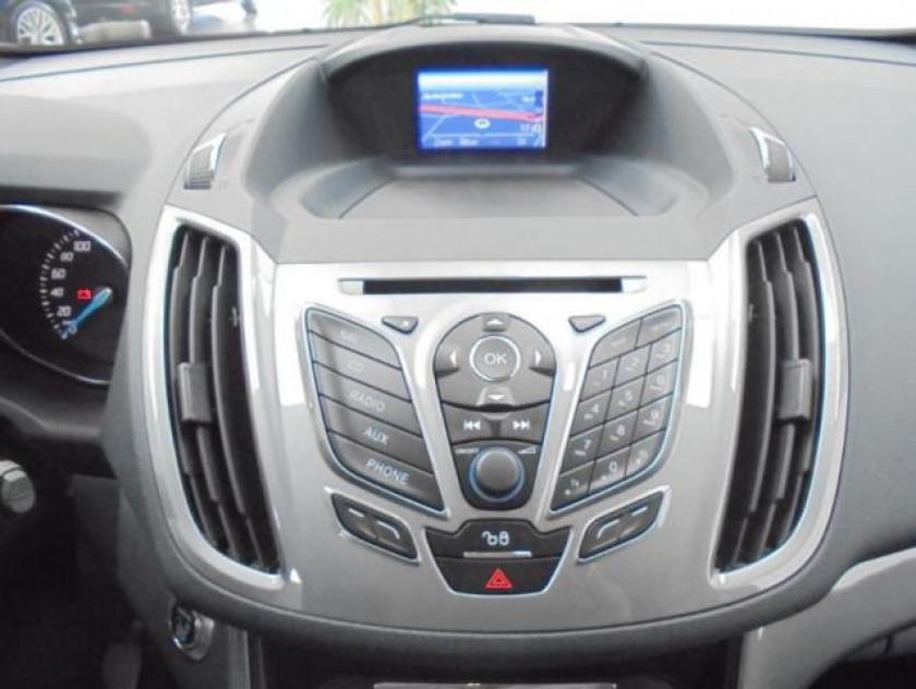 Ford C-max 1.6 Tdci 115ch Fap Titanium X - Visuel #8