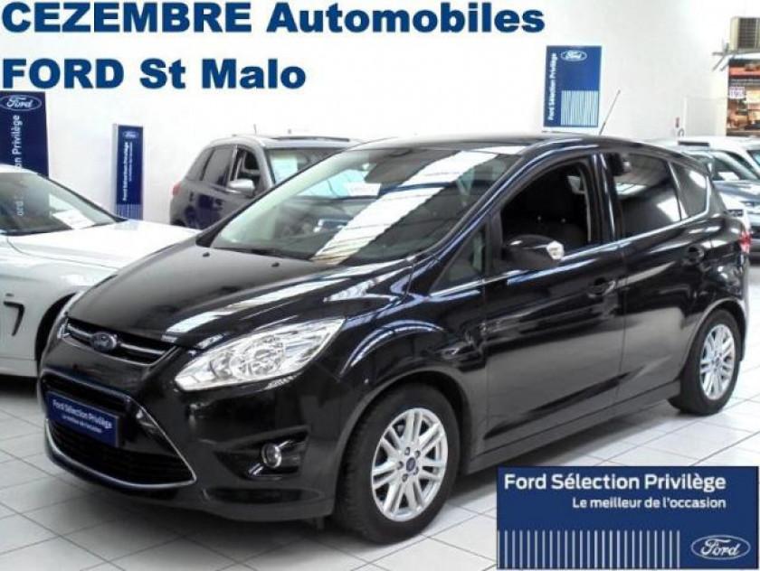 Ford C-max 1.6 Tdci 115ch Fap Titanium X - Visuel #1