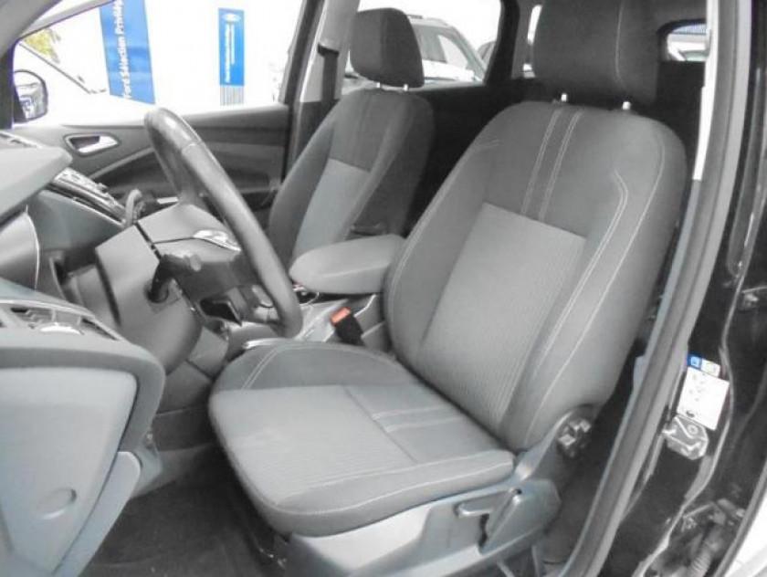 Ford C-max 1.6 Tdci 115ch Fap Titanium X - Visuel #4