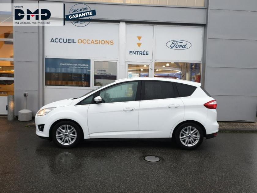 Ford C-max 1.0 Scti 125ch Ecoboost Stop&start Titanium X - Visuel #2