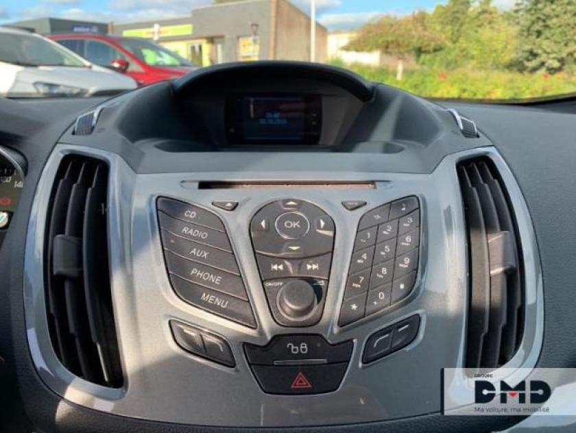 Ford C-max 2.0 Tdci 140ch Fap Titanium - Visuel #6