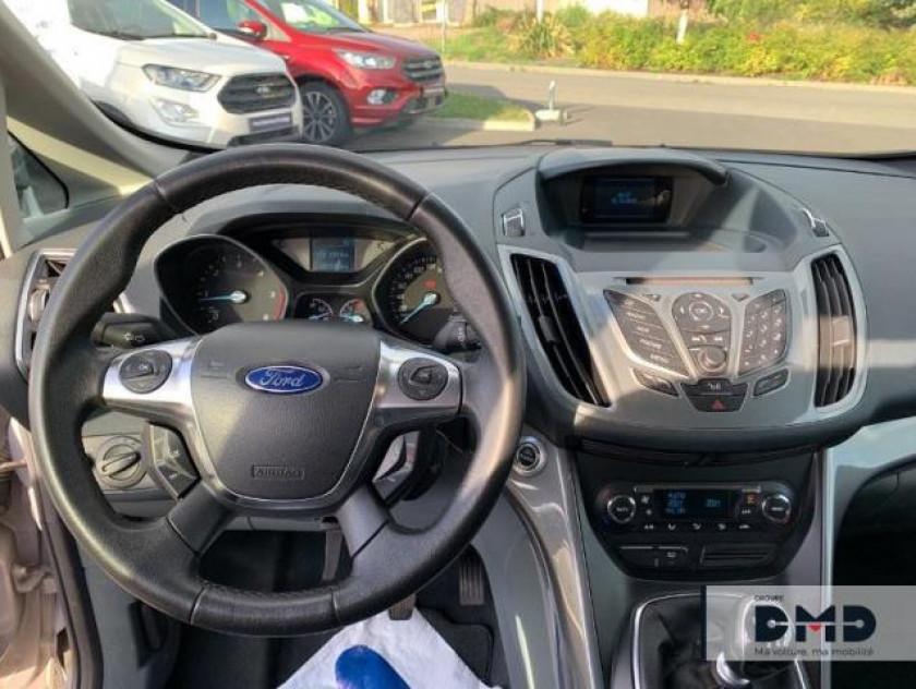 Ford C-max 2.0 Tdci 140ch Fap Titanium - Visuel #5