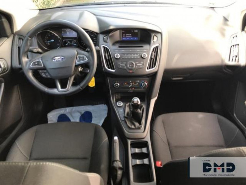 Ford Focus 1.0 Ecoboost 100ch Stop&start Trend - Visuel #5