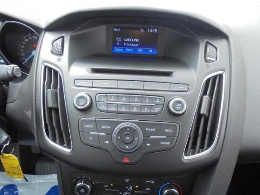 Ford Focus 1.0 Ecoboost 100ch Stop&start Trend - Visuel #20