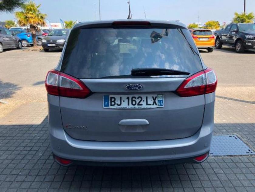 Ford Grand C-max 1.6 Tdci 115ch Fap Titanium - Visuel #3