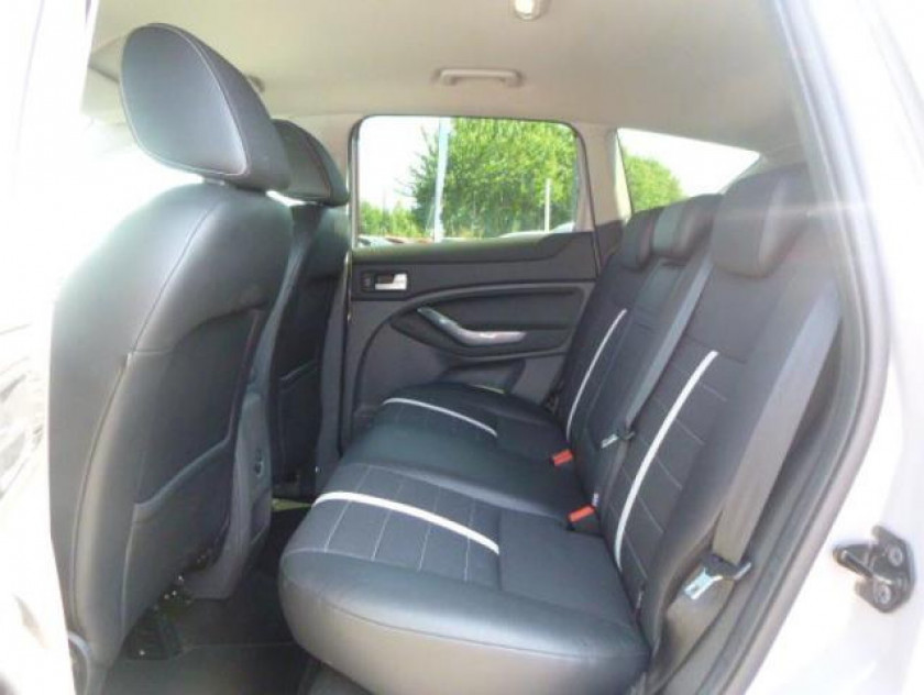 Ford Kuga 2.0 Tdci 140ch Fap Titanium 4x2 - Visuel #16