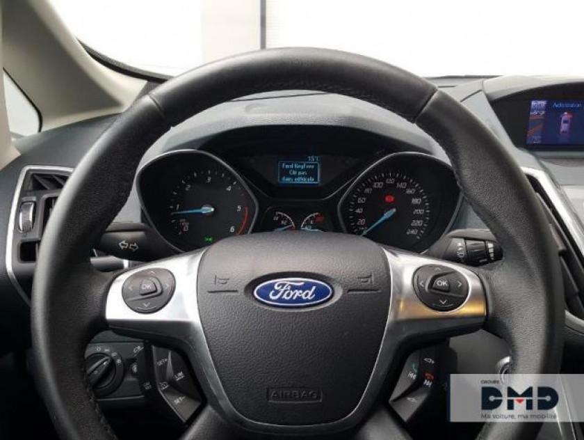 Ford Grand C-max 1.6 Tdci 95ch Fap Titanium - Visuel #7