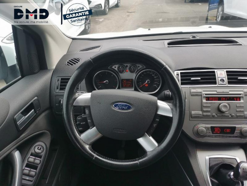 Ford Kuga 2.0 Tdci 140ch Fap Trend 4x2 - Visuel #7
