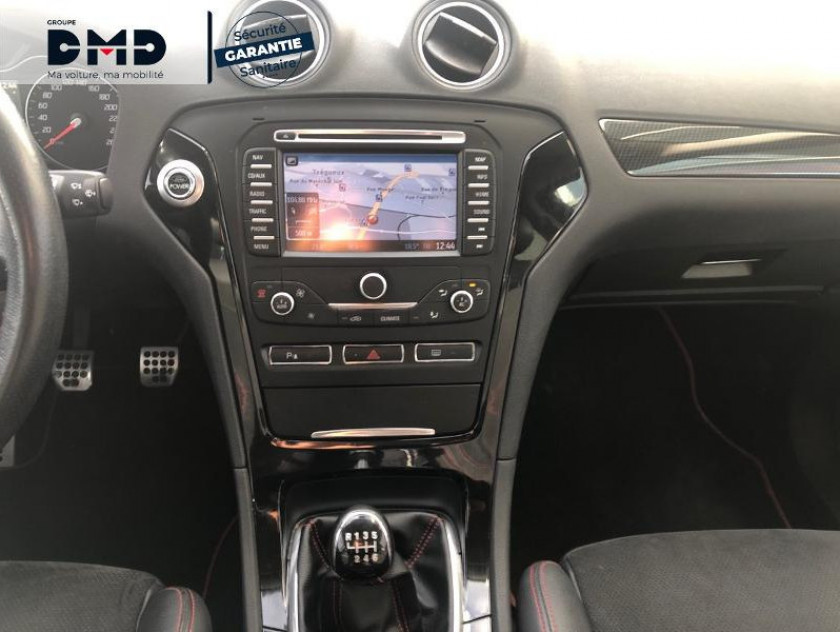 Ford Mondeo 2.0 Tdci 140ch Fap Eco Sport Platinium 5p - Visuel #6