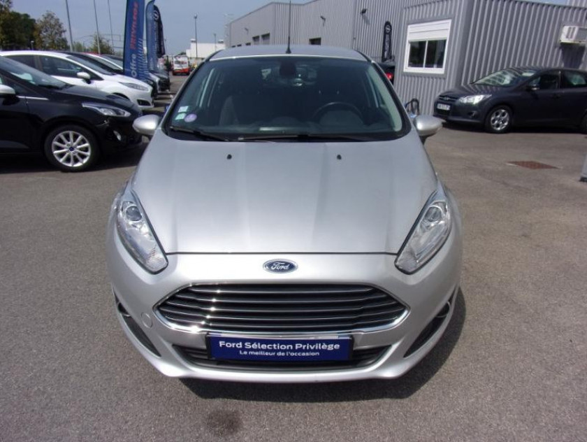 Ford Fiesta 1.0 Ecoboost 100ch Stop&start Titanium 5p - Visuel #2