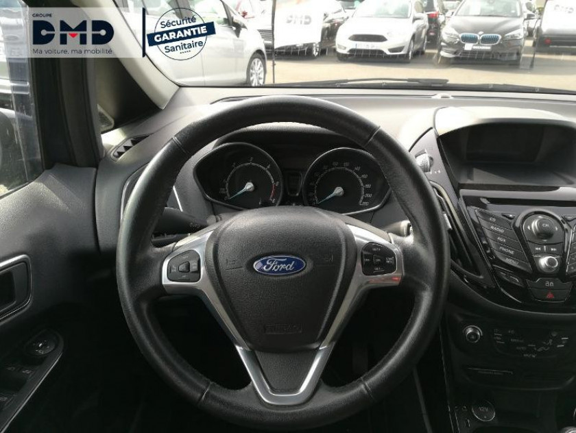 Ford B-max 1.6 Tdci 95ch Fap Titanium - Visuel #7