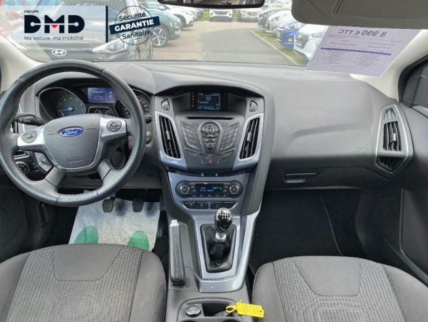 Ford Focus 1.0 Scti 125ch Ecoboost Stop&start Titanium 5p - Visuel #5