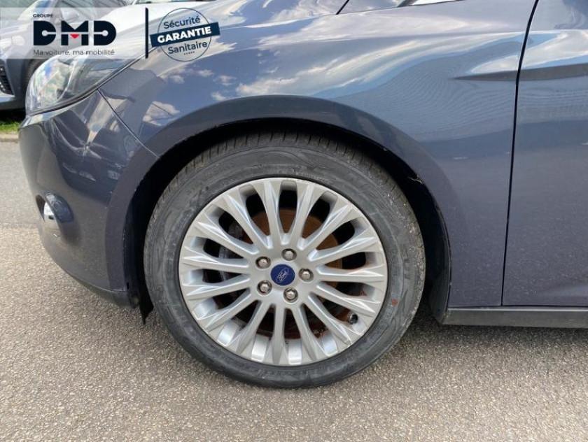 Ford Focus 1.0 Scti 125ch Ecoboost Stop&start Titanium 5p - Visuel #13