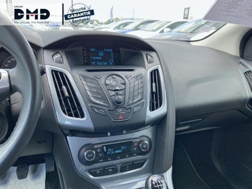 Ford Focus 1.0 Scti 125ch Ecoboost Stop&start Titanium 5p - Visuel #6