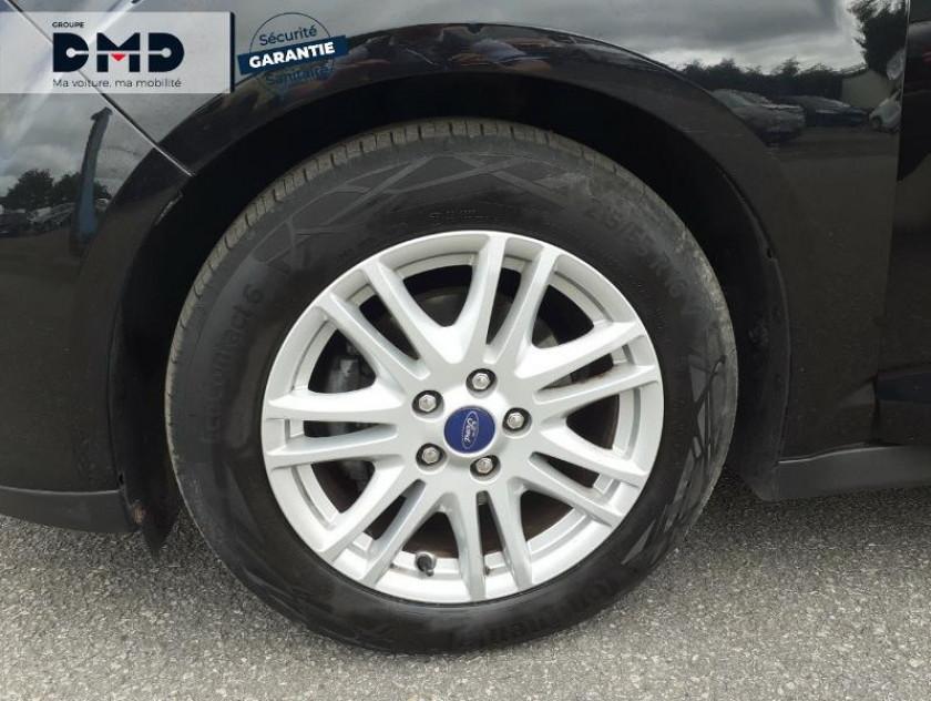 Ford C-max 1.6 Tdci 95ch Fap Titanium X - Visuel #13