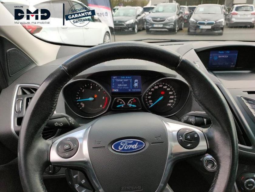 Ford Kuga 2.0 Tdci 140ch Fap Titanium 4x4 Powershift - Visuel #7