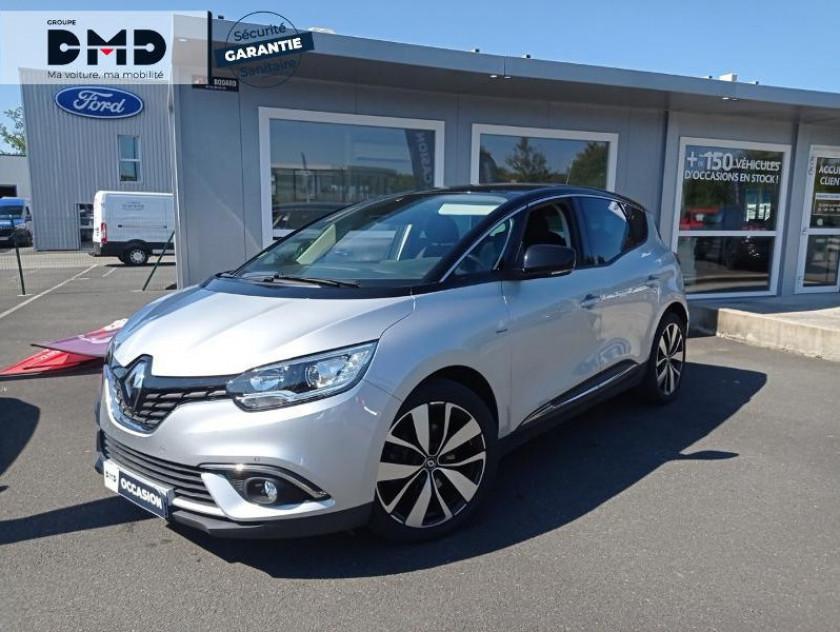 Renault Scenic 1.5 Dci 110ch Energy Limited Edc - Visuel #14