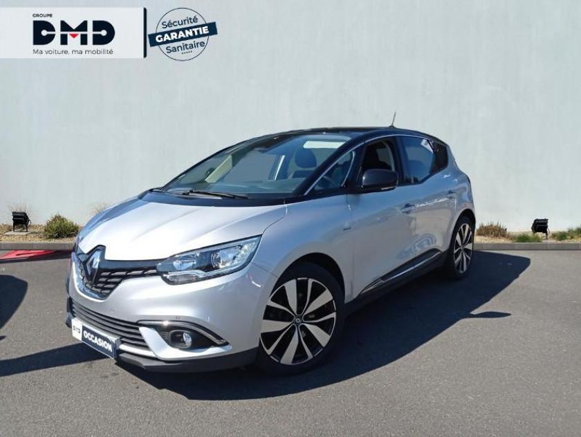 Renault Scenic 1.5 Dci 110ch Energy Limited Edc - Visuel #1