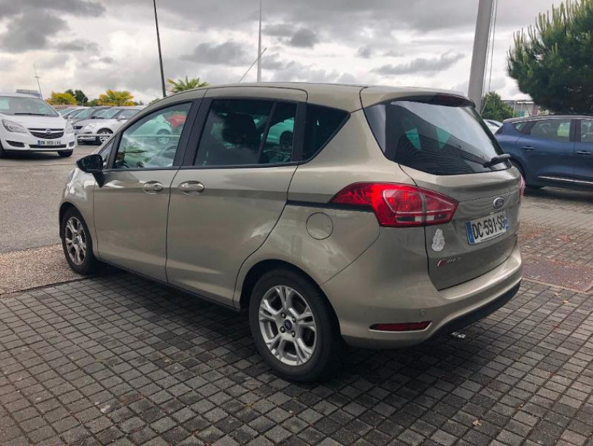 Ford B-max 1.0 Scti 100ch Ecoboost Stop&start Ecoboost Edition - Visuel #2