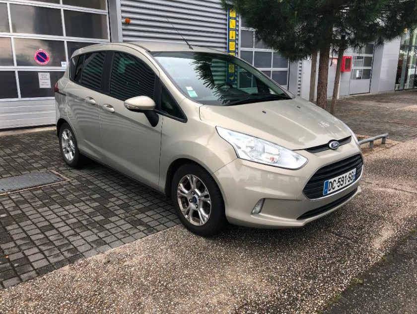 Ford B-max 1.0 Scti 100ch Ecoboost Stop&start Ecoboost Edition - Visuel #5