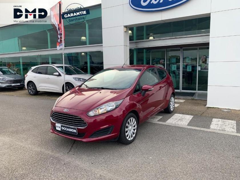 Ford Fiesta 1.0 Ecoboost 100ch Stop&start Trend 3p My2014 - Visuel #14