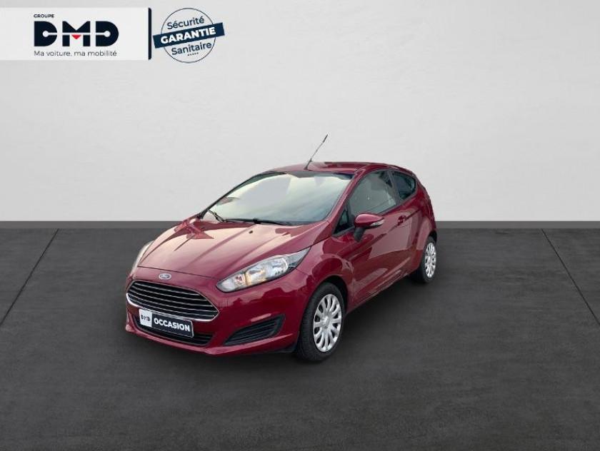 Ford Fiesta 1.0 Ecoboost 100ch Stop&start Trend 3p My2014 - Visuel #1