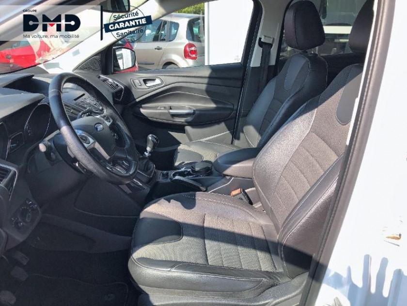 Ford Kuga 2.0 Tdci 115ch Fap Titanium - Visuel #9