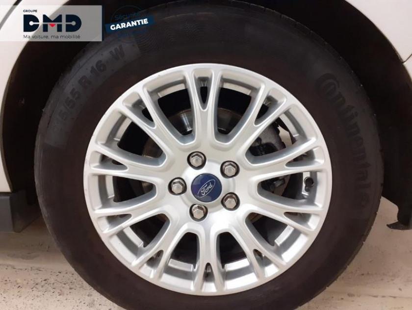 Ford C-max 1.6 Tdci 95ch Fap Titanium - Visuel #13