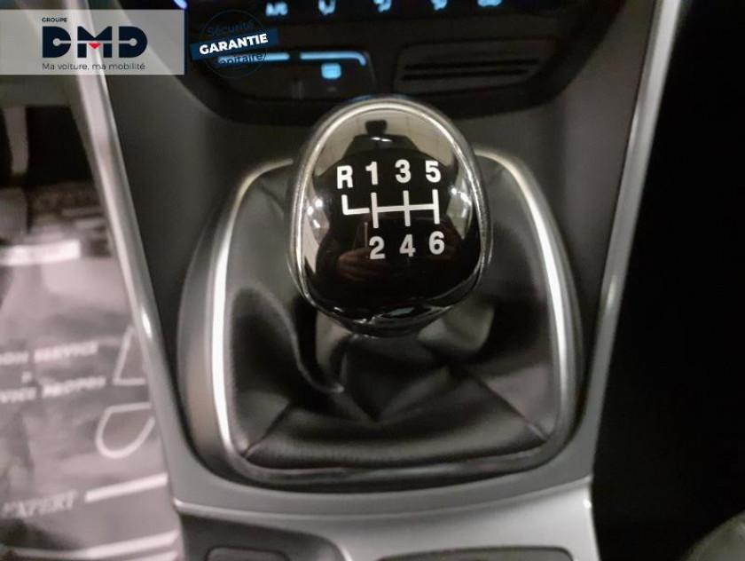Ford C-max 1.6 Tdci 95ch Fap Titanium - Visuel #8